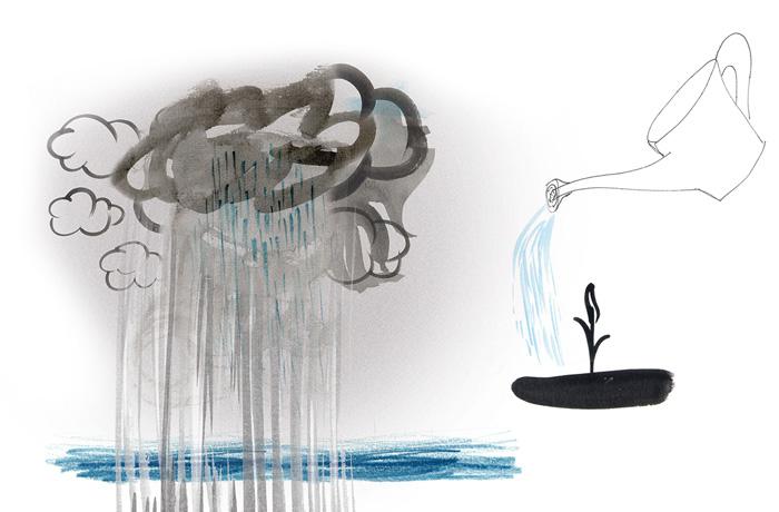 Ilustración realizada por Cristina Méndez
