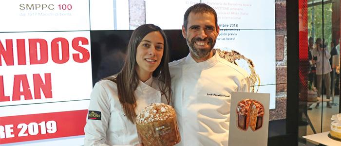 Los ganadores del Mejor panettone artesano de España