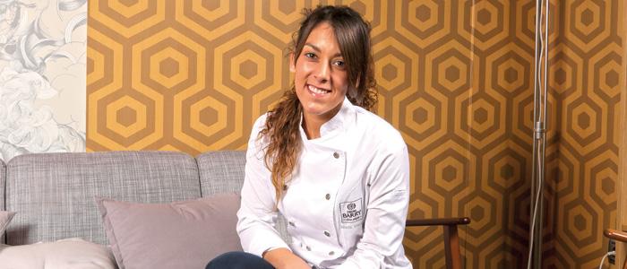 La chef Marta Martín