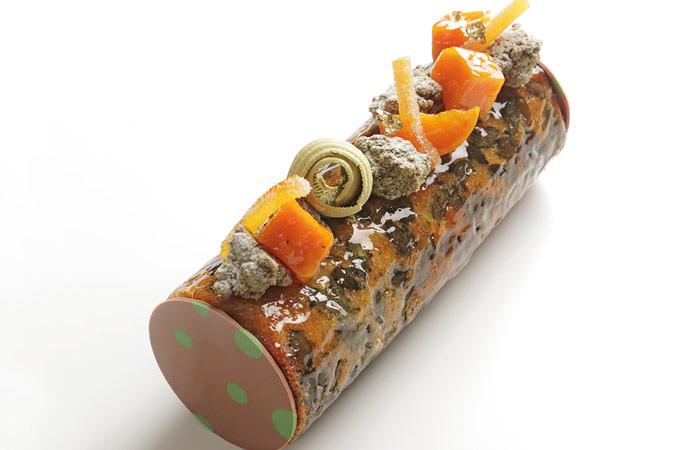 Cake zanahoria de Hans Ovando