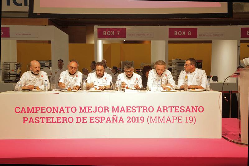 Jurado de la pasada edición del MMAPE