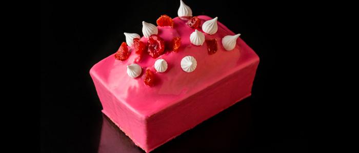 Pink Cake de limón y frambuesa