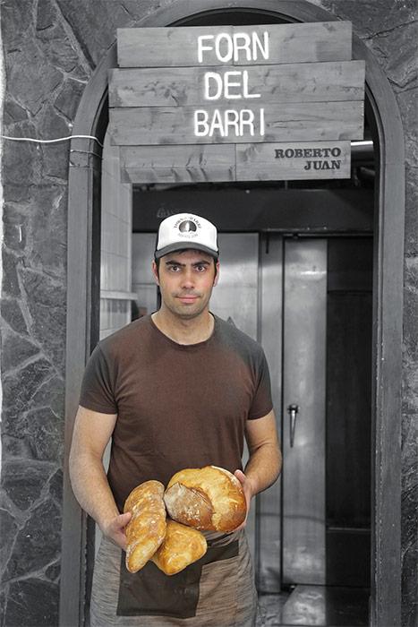 Roberto Juan del Forn del Barri