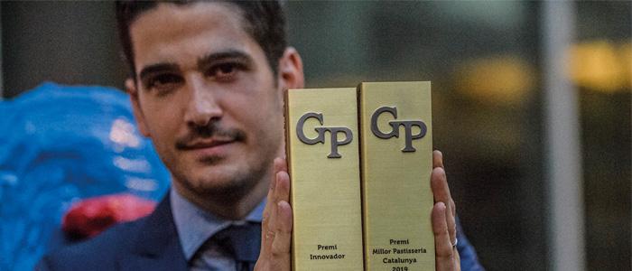 Premios a la innovación y mejor pastelería de Catalunya