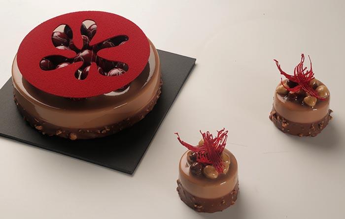 la tarta Rock&Peanuts de Pachi Larrea