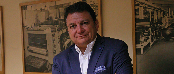 Jordi Montamat, gerente de Sermont S.A.