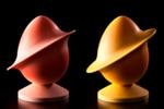 Huevos satélite de Enric Rovira