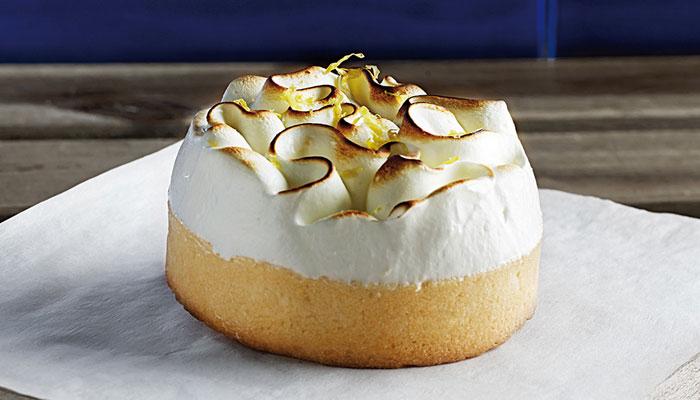 Lemon pie de Selvática