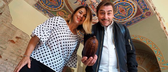 Anna Payet i Jordi Roca