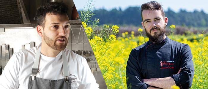 Lluís Costa y Jhonatan González