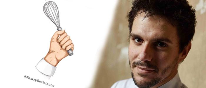 Miquel Guarro y la imagen de #pastryresistance