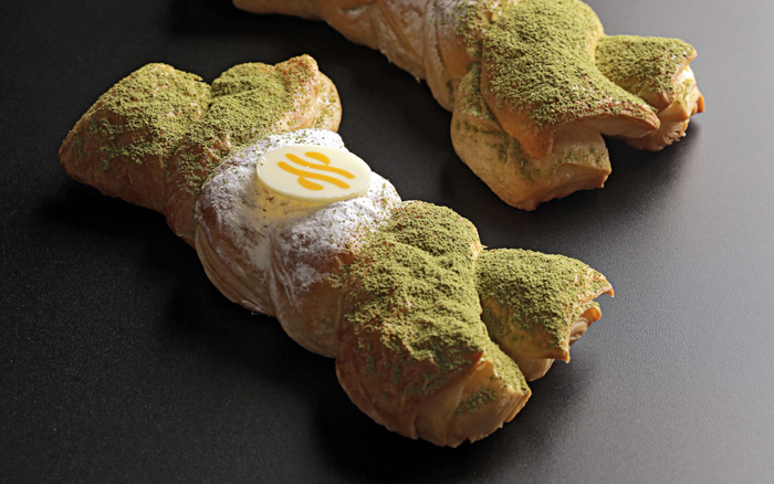 Trenza de la Pastelería Tolosana