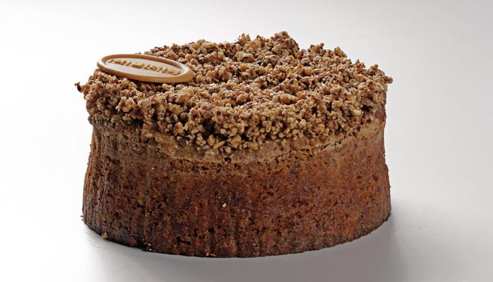 Cake de Alberto Barrero