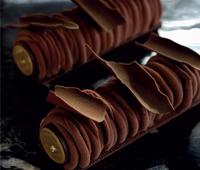 Chocolate con leche Earl Grey Naranja Caramelo (sin gluten)