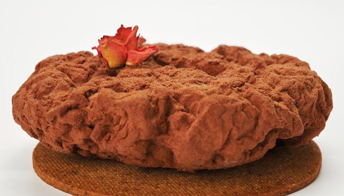 Pastel roca de Belén Melamed