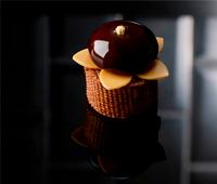 Choux de chocolate especias y ron