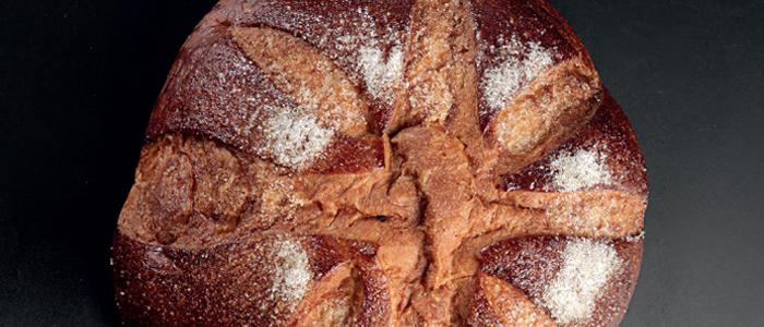 Pan quemao de calabaza de Juanjo Rusell