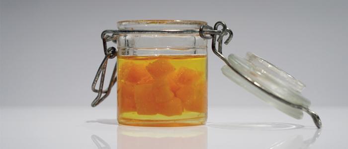 Mandarina en aceite