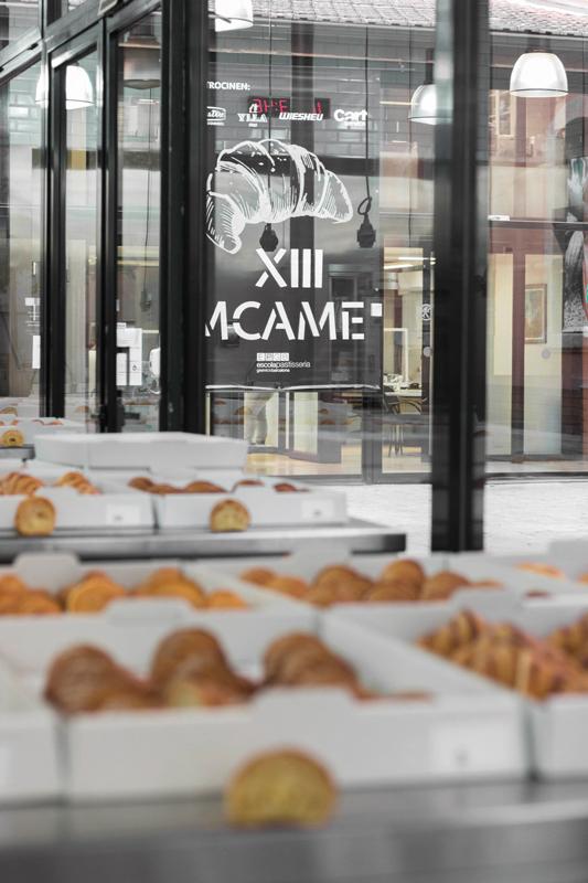Croissants candidatos al concurso