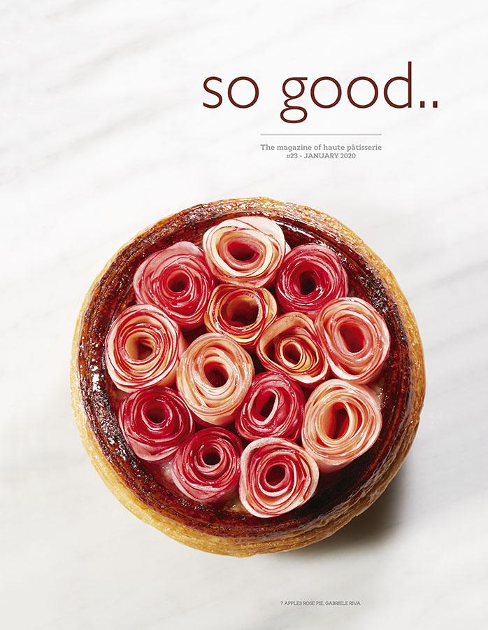 La portada de So Good 23