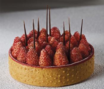 Wild strawberry de Frank Haasnoot