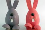 Conejos de Pascua de Toni Pons