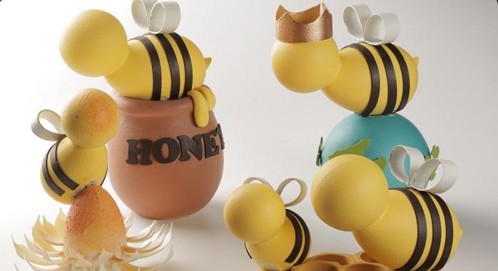 Colección de abejas de Pascua de Mariana García