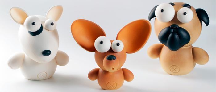Perros de pascua de Raúl Bernal