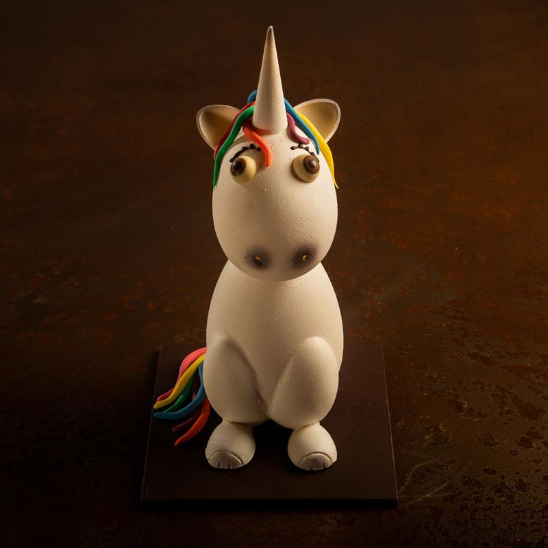 Unicornio de Pascua de Josep Ramon Cuadras