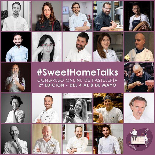 Cartel promocional de la segunda edición de Sweethometalks