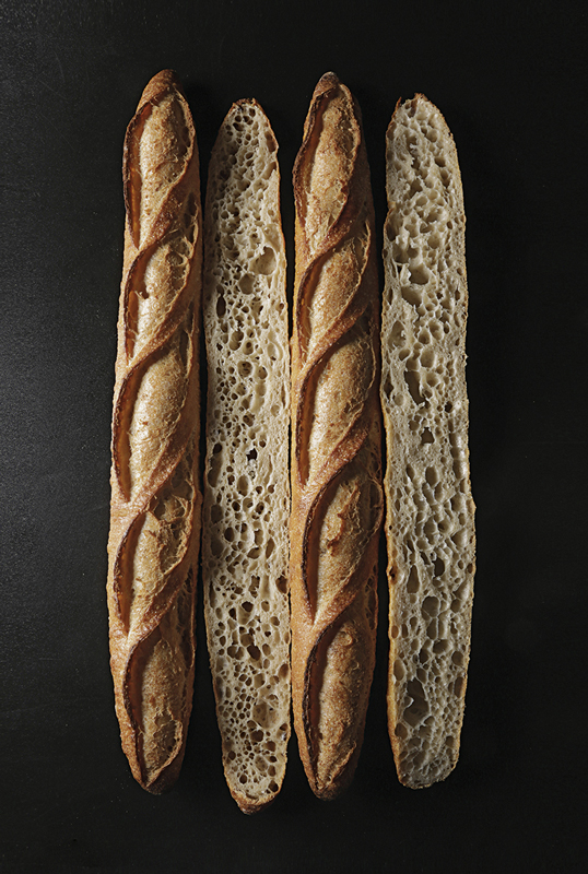 baguettes de Matthieu Atzenhoffer