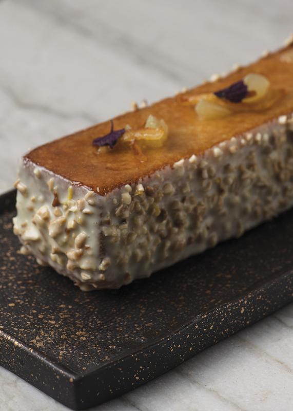 Cake de limón de Carles Codina