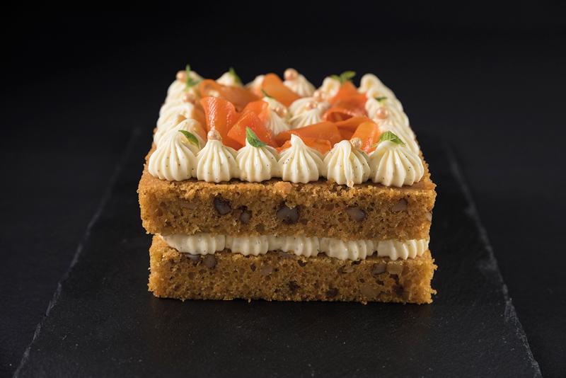 Carrot cake de Roberto Muñoz