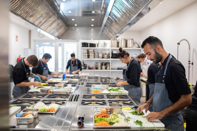 Cocinas del CIB