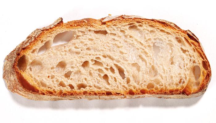 Rebanada del pan 1752