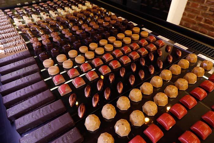 Bombonera de Exalta Chocolates en Reus