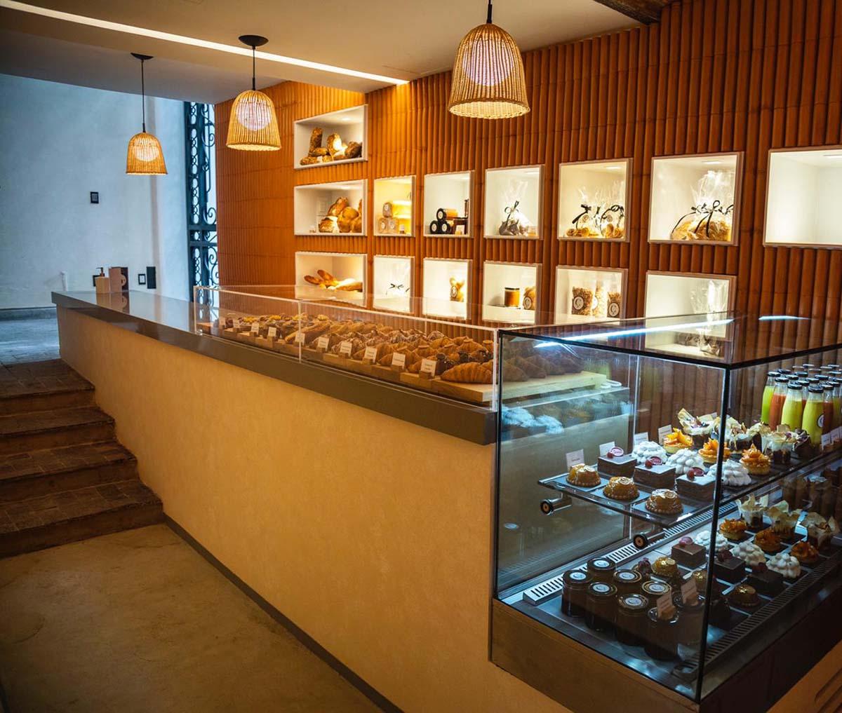 El espacio de Cuina Bakery