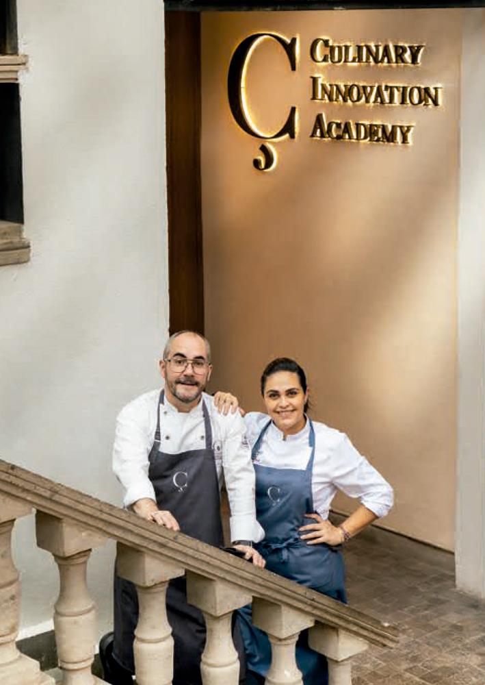 Fernanda Prado y Xano Saguer
