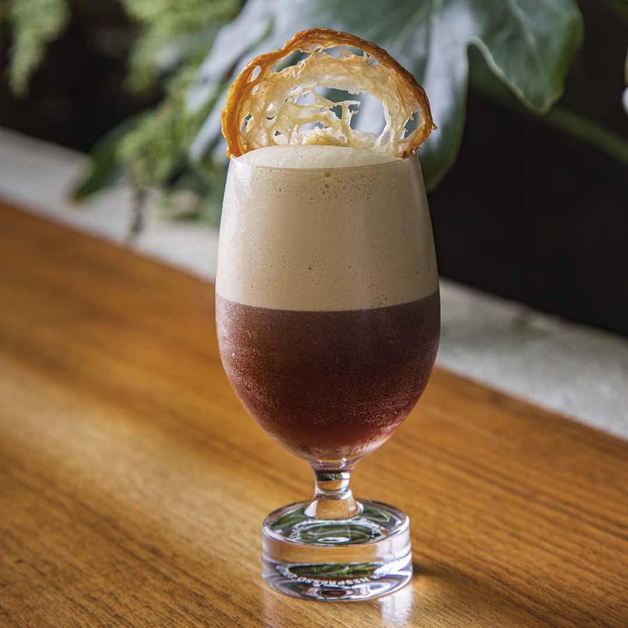 Cóctel de Espresso y Martini