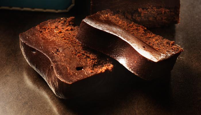 Tarrina de chocolate Hekkonda de Susumu Koyama