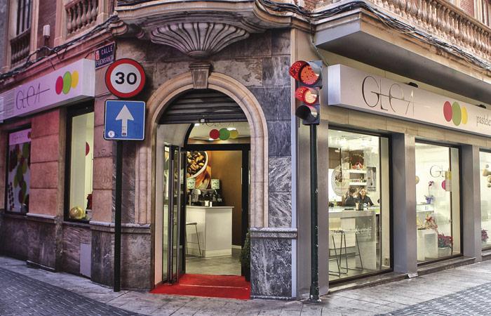 Pastelería Glea