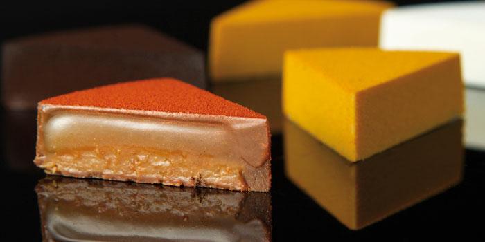 Barritas de tarta pecana de Melissa Coppel