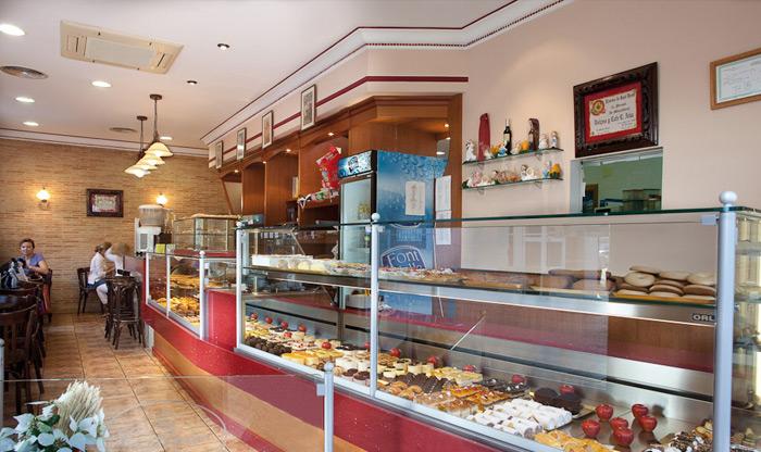 Pastelería C. Aixa en Puzol