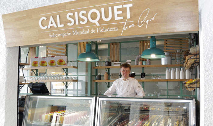 El nuevo espacio de Cal Sisquet en plena Costa Dorada