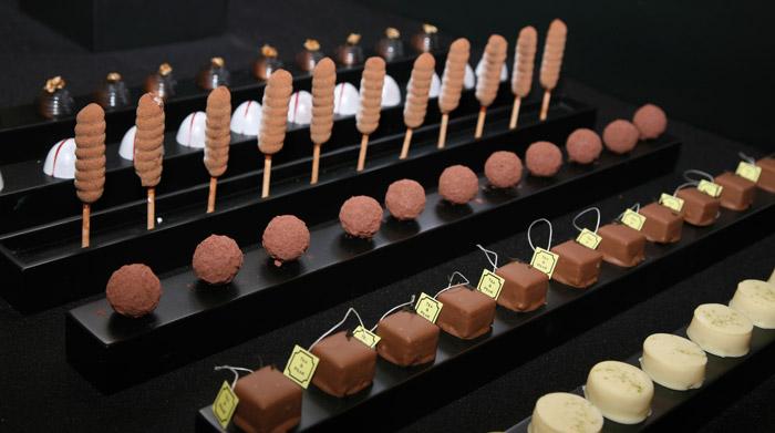 Surtido de bombones del ganador del Santapau 2013, Miquel Guarro