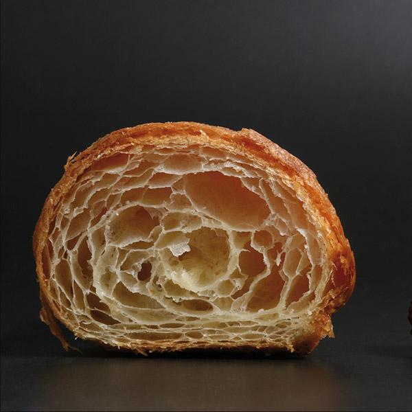 Detalle del Mejor Croissant de España 2013, Pastelería Ochiai