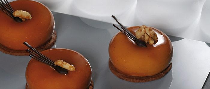 Banarachide. Mousse de cacahuete y crema de plátano de Diego Crosara