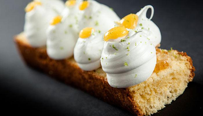Cake Citron de Anthony Prunet