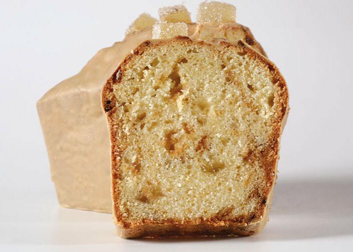 Cake de Yuzu por dentro de Eric Ortuño