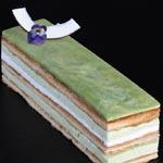 La tarta de corte de Yolanda Mesa